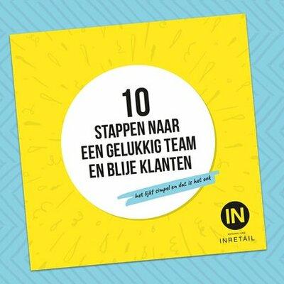 10 stappen naar een gelukkig team en blije klanten