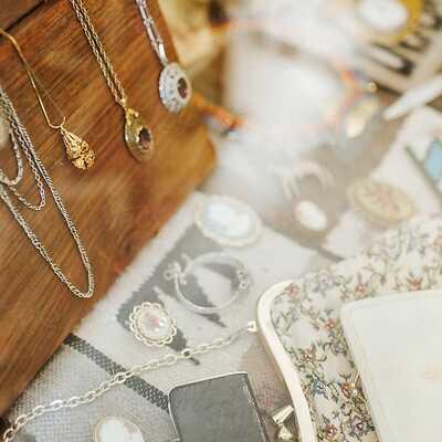 Schitteren in de sieraden- en uurwerkbranche