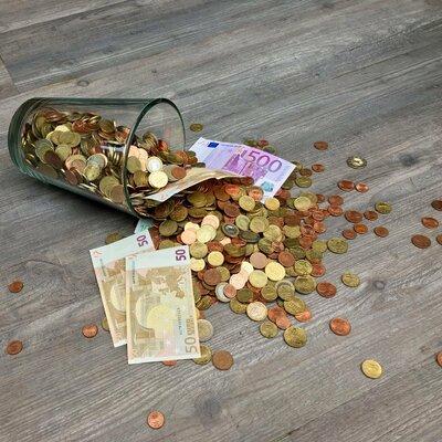 Geldzorgen