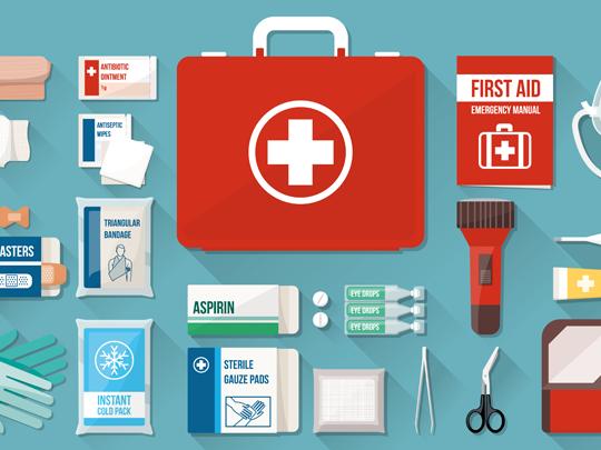 Tip: gratis online EHBO-cursus van het Rode Kruis
