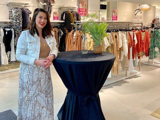 """Lorella Rubino: """"Ik hield me nooit bezig met mode. Maar nu ben ik stapelverliefd op retail!"""""""