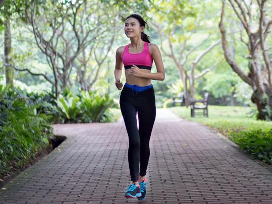 Helpt sporten tegen stress?
