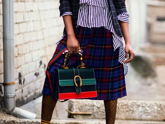 Dag jurk! De rok is weer aan zet