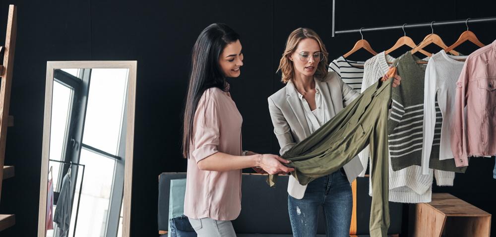 Tips voor in een kledingwinkel werken